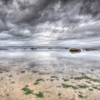 A Ria de Arousa...